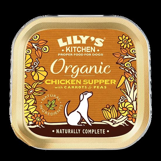 Lily's Kitchen Organic Chicken Supper