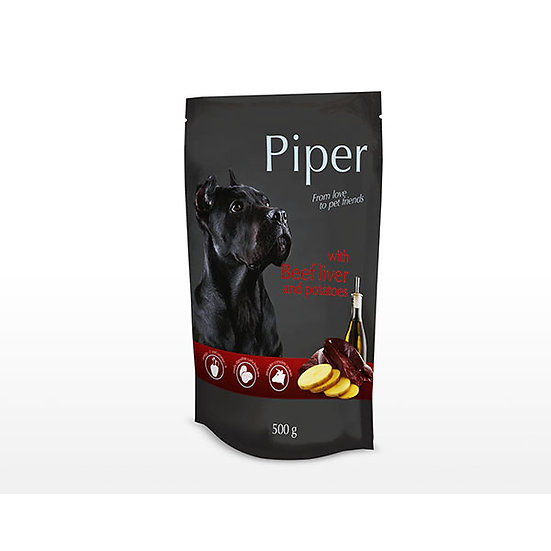 Piper Beef Liver and Potatoes Pouch (500g)