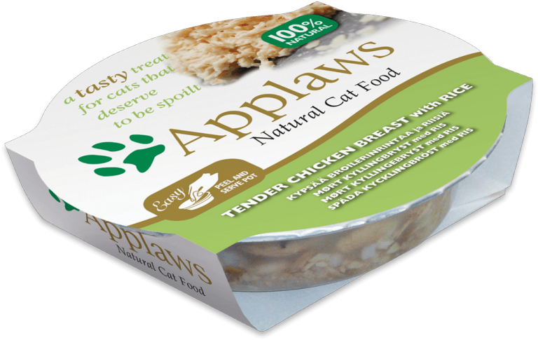 Applaws Chicken Breast with Rice - 60 g pot