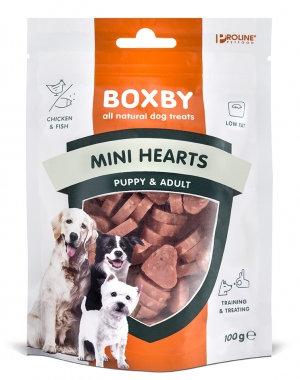 Boxby Mini Hearts 100g