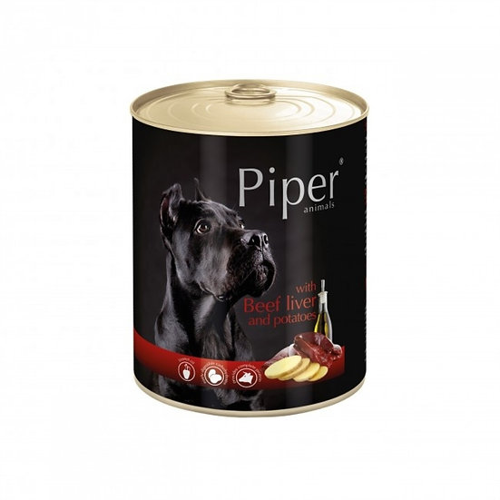 Piper Beef Liver and Potatoes Can (400g)