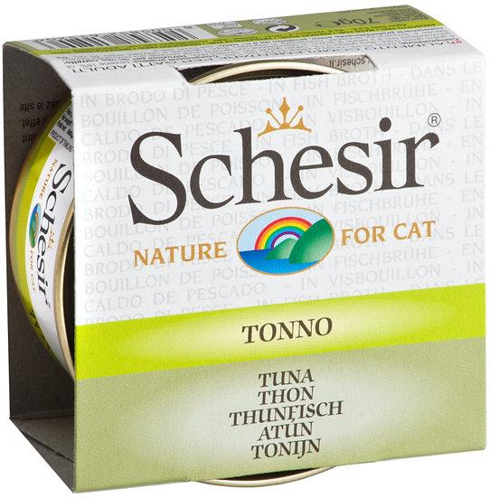 Schesir Tuna (Broth)(Cat)