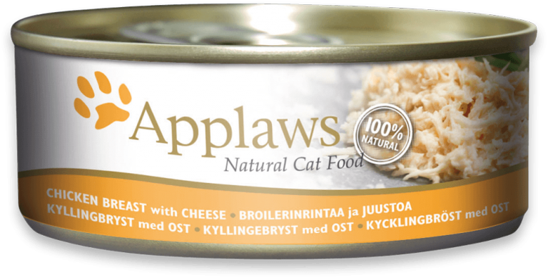 Applaws Chicken Breast with Cheese Tin