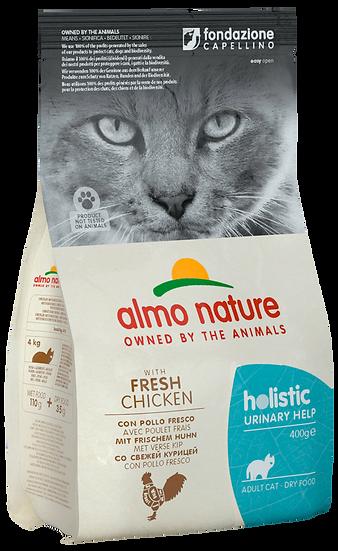 Almo Nature Holistic Urinary HelpWith Fresh Chicken
