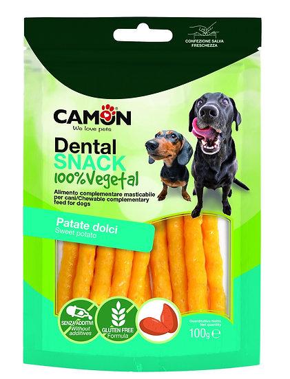 Camon Snack Sweet Potato Light 100% Vegetal