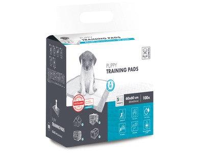 Puppy Training Pads 60x60 -100 pcs