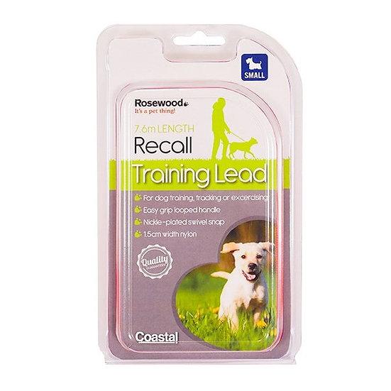 Rosewood Recall Training Lead