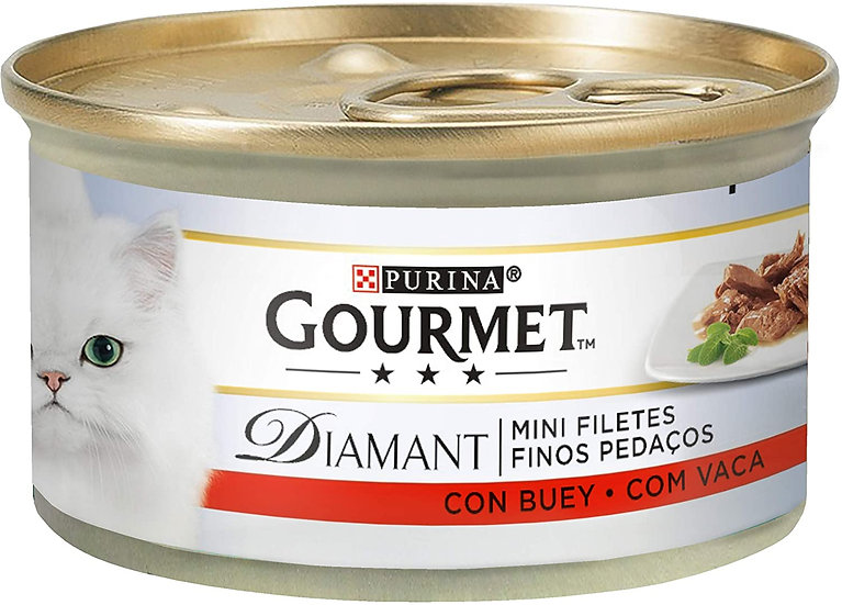 Purina Gourmet Diamant Thin Slices Meat