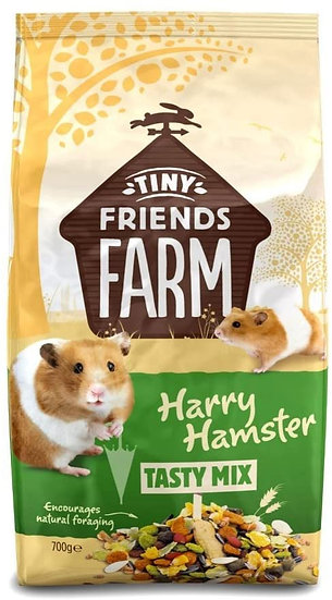 Supreme Tiny Friends Farm Harry Hamster 700g