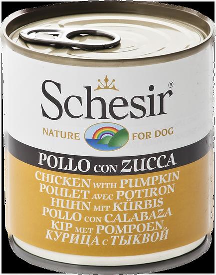 Schesir Chicken with Pumpkin (Dog)