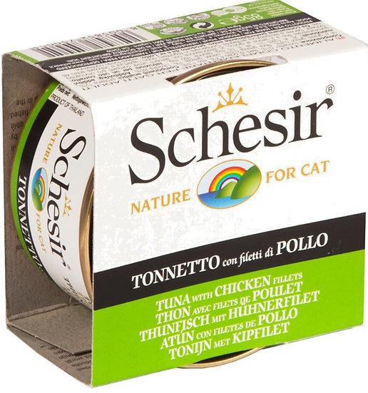 Schesir Tuna with Chicken Fillets