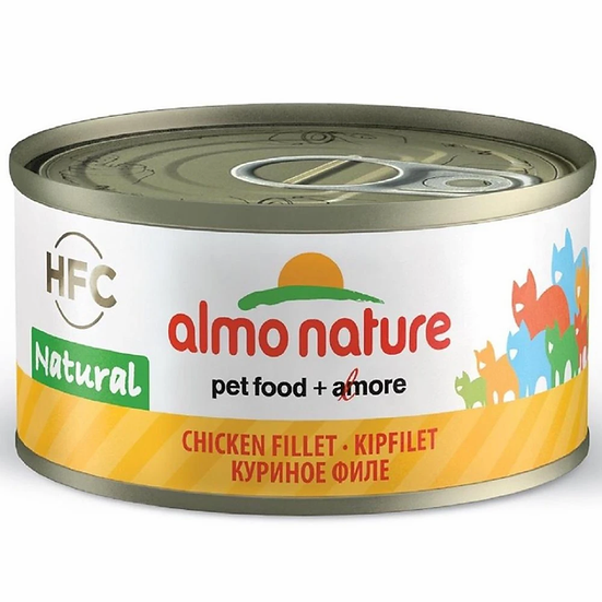 Almo Nature Chicken Fillets