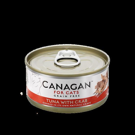 Canagan Tuna with Crab Tin