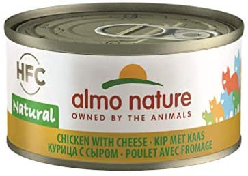 Almo Nature Chicken and Cheese HFC Natural