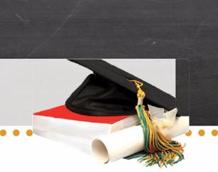 You Are Invited to Kindergarten & 8th Grade Graduation