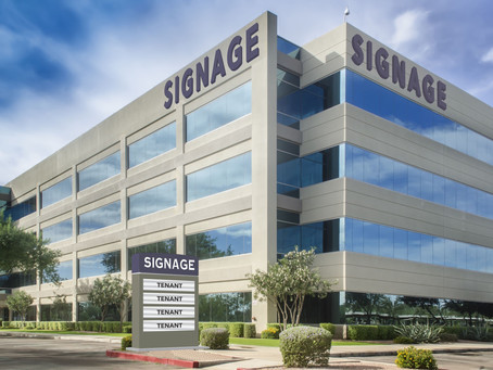 Signage Projects – Step-by-Step -                    A Guide for Houston Sign Buyers