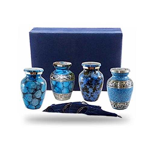 Urns - Blue