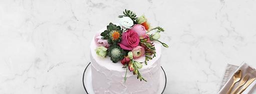 ciasto kwiat