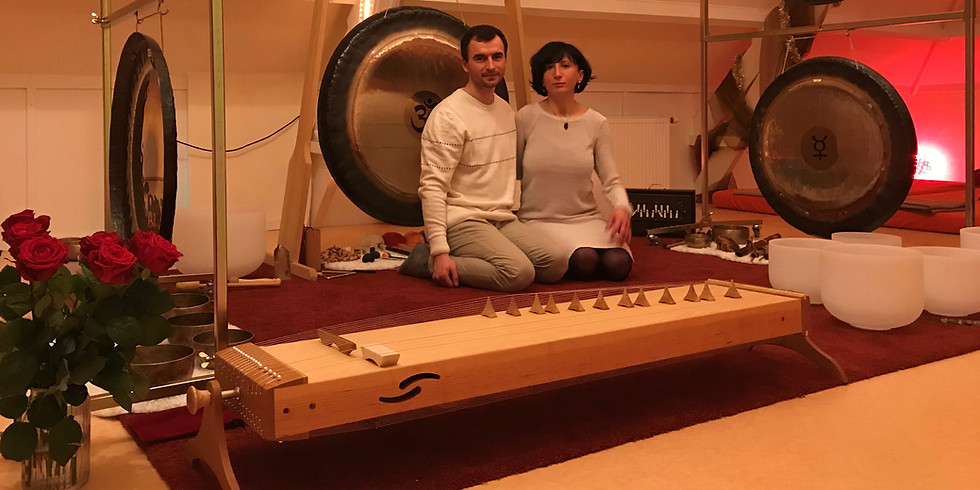Sound Immersion at Wajid Osho Centre