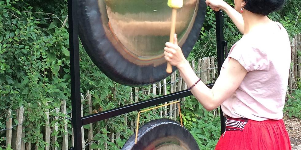 Gong Bath with Nicoleta