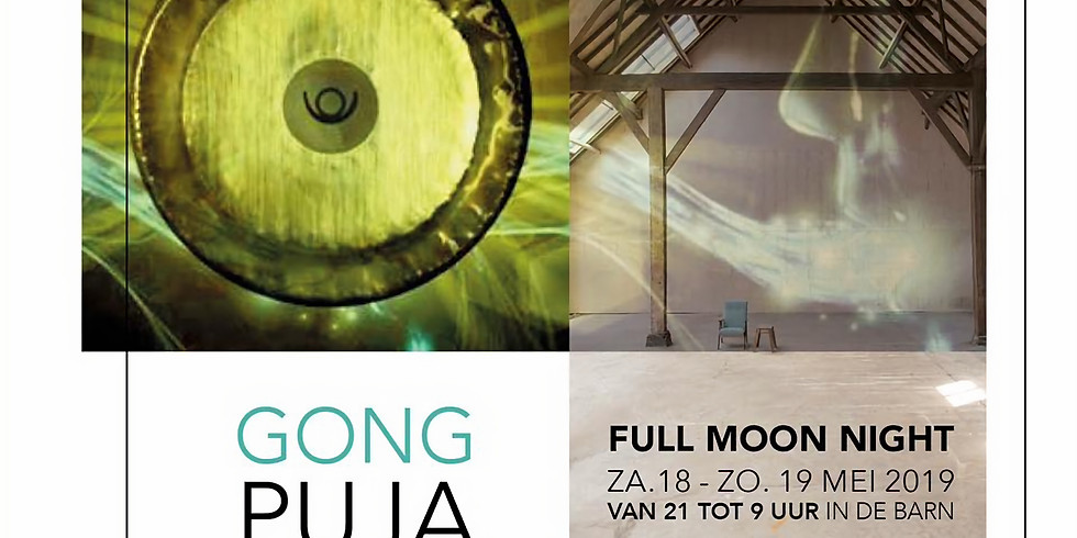 Full Moon Gong Puja at Object 43