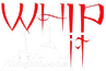 whip it light rod logo