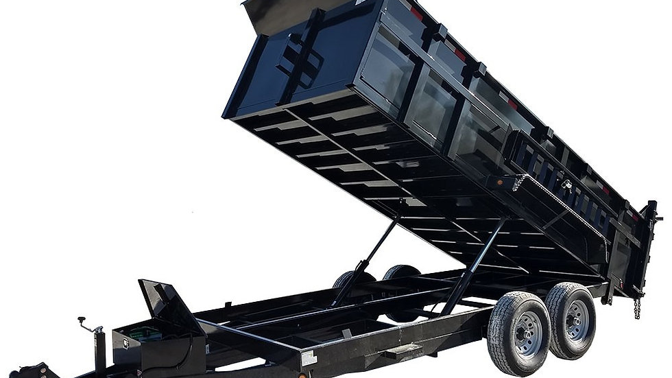 16' Big Tex Dump Trailer