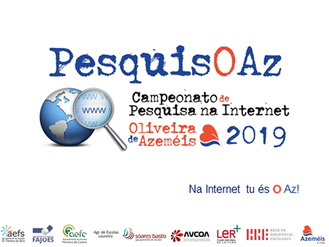 PESQUISOAZ: Campeonato de pesquisa na internet (2ª Ed. -junho de 2019)