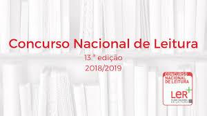 CONCURSO NACIONAL DE LEITURA - FASE INTERMUNICIPAL (2ª Ed. - junho de 2019)