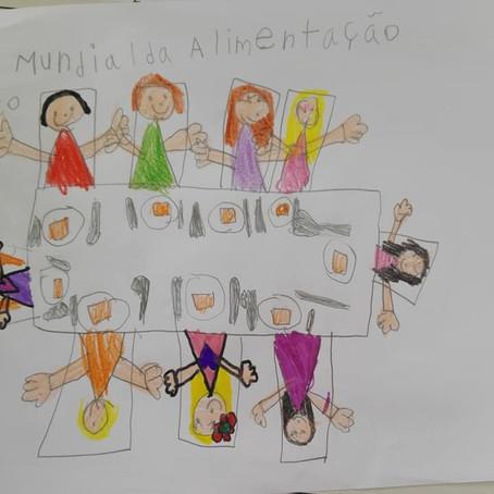 Dia Mundial da Alimentação – Na escola de Palmaz foi assim que se fez