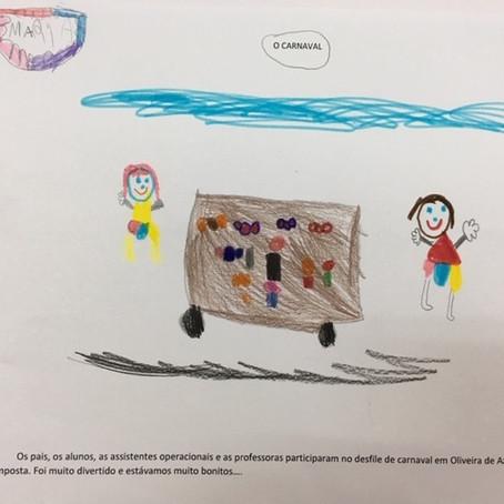 Carnaval em Palmaz (Pré-escolar)  (2ª Ed. -junho de 2019)