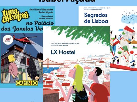 Encontro em Linha com Ana Maria Magalhães e Isabel Alçada - 8 de março - (Ano III - 2º P. 2020-2021)