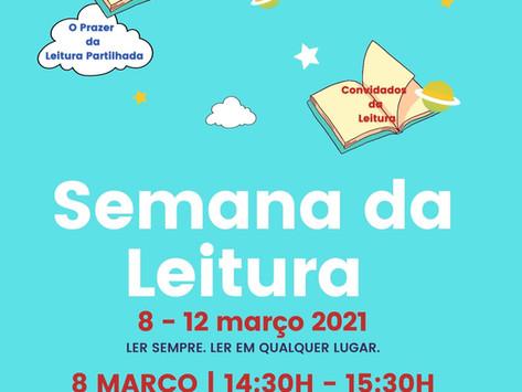 Semana da Leitura - (Ano III - 2º P. 2020-2021)