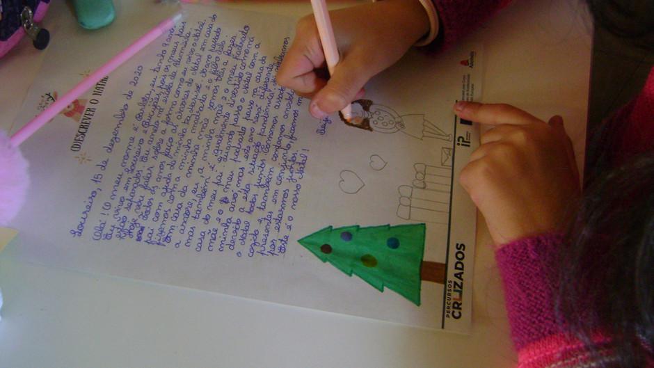 (D)Escrever o Natal - (Ano III - 1º P. 2020-2021)