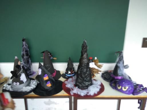 Celebração do Dia do Halloween :: Inglês 1º Ciclo