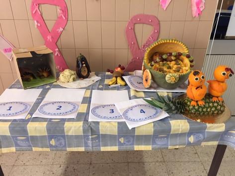 Dia Europeu da Alimentação e Cozinha Saudável