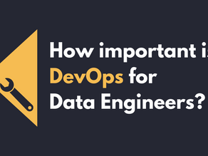 How important is DevOps for Data Engineers?