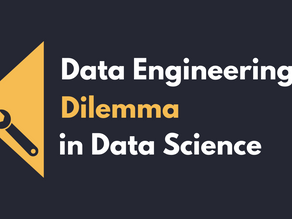 The Data Engineering Dilemma in Data Science