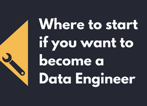 Where to start if you want to become a Data Engineer