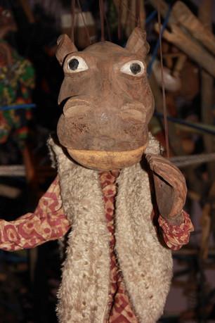 Marionnette Compagnie Sogolon