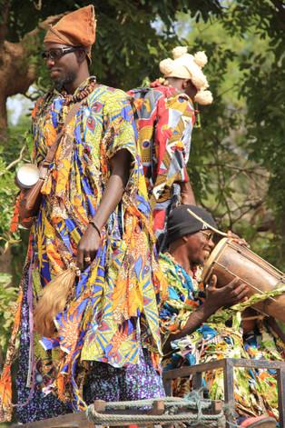 Ouverture Segou'Art 2019