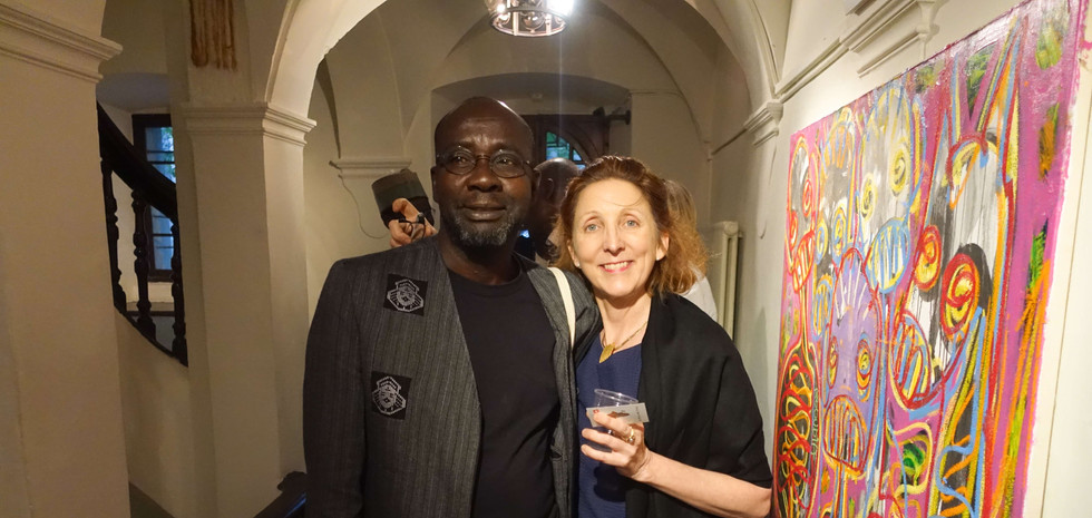 Vernissage Dakar-Martigny