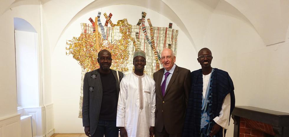Vernissage Dakar Martigny