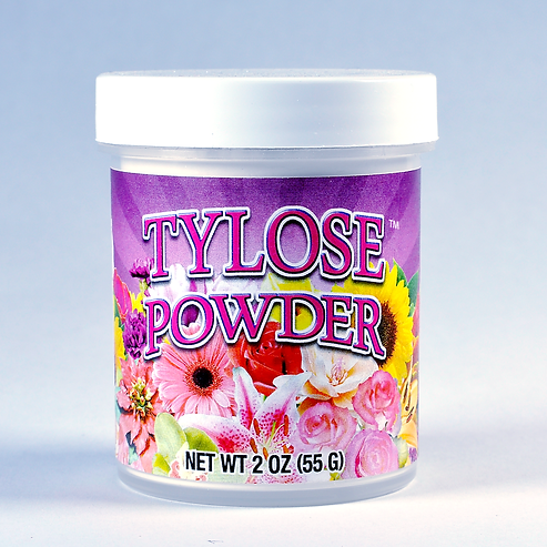 tylose powder cmc gumpaste fondant cake decorating edible paste