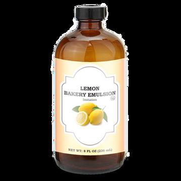 Lemon Bakery Emulsion
