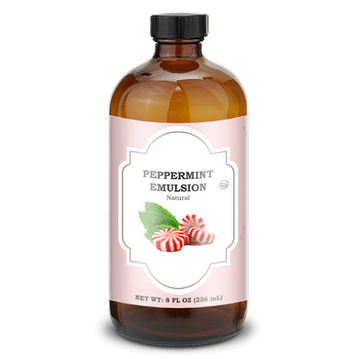 Peppermint Emulsion