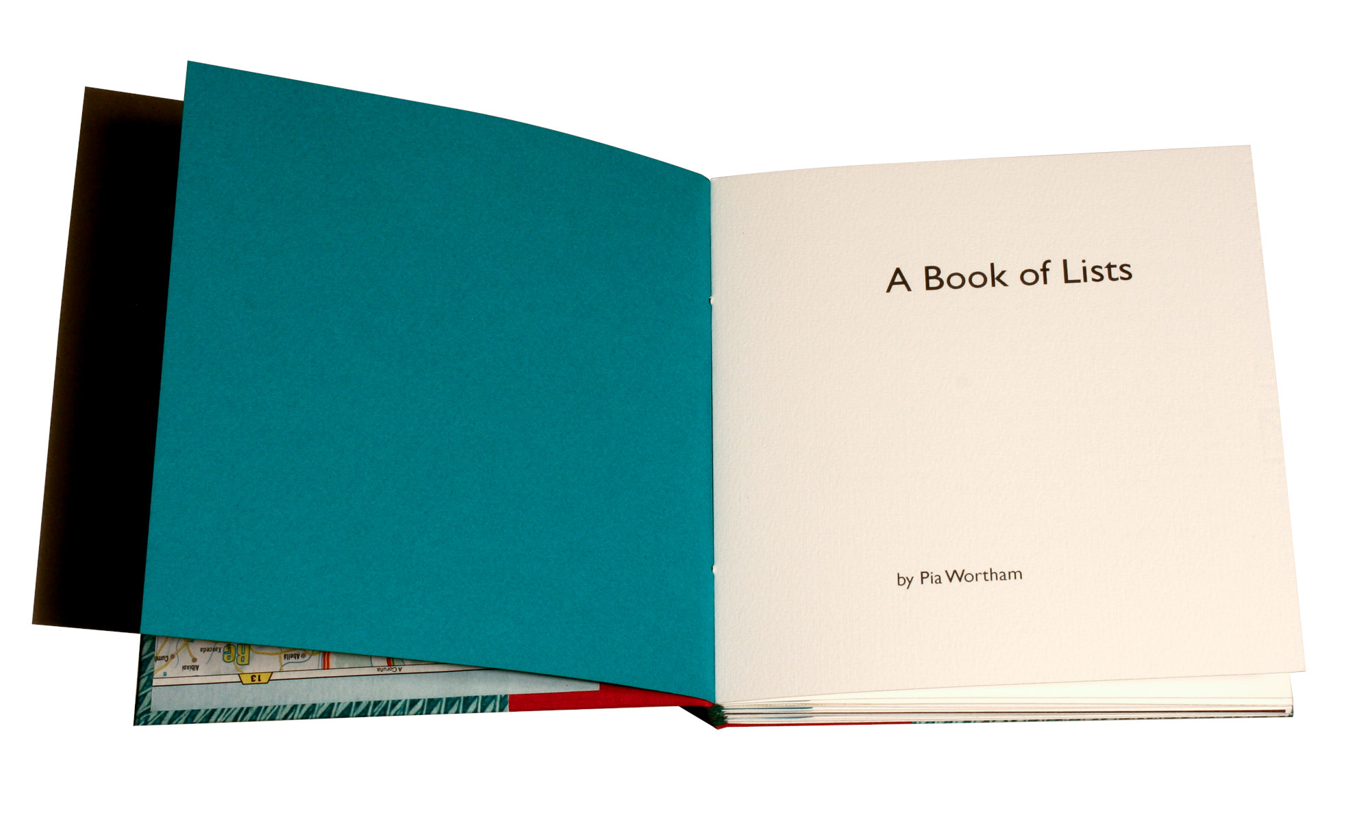 A book of Lists