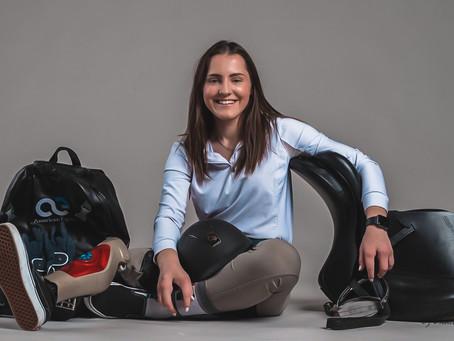 Alyssa Cleland • Overcoming The Odds & Fighting Through Adversity