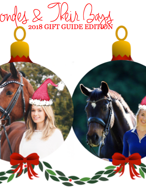 The Blondes & Their Bays: Gift Guide Edition