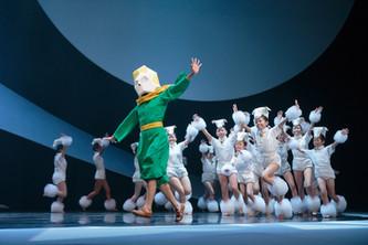 [中]《小王子》以舞蹈向小孩說故事的難處